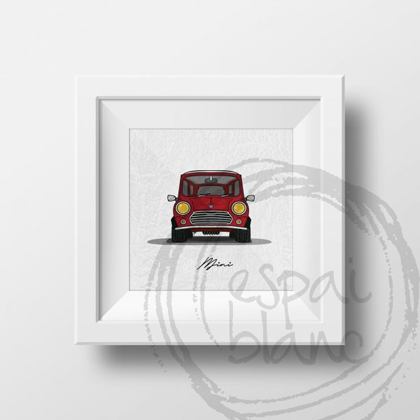 Lámina Mini Morris MK3